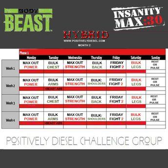 22-Minute Hard Corps Body Beast Hybrid