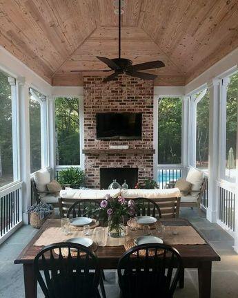 20+ Rustic Farmhouse Interior Designs In Your Home #farmhousedecor #farmhousedesign #farmhouseideas ~ Home Design Ideas