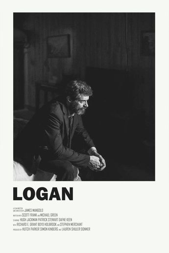Image of Logan - Minimalist Poster