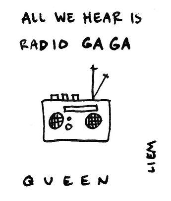 Queen. Radio gaga.
