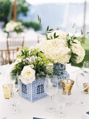 Stripes, Sea, and Nautical Wedding Perfection