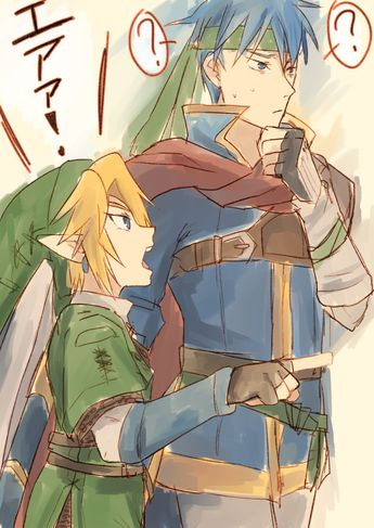 List of attractive ike x marth link ideas and photos   Thpix