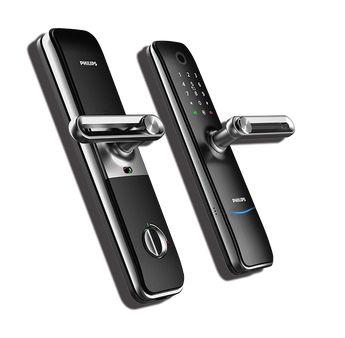 Philips Easykey 7000 Lever lock—飞利浦_智能锁_易锁_深圳市柯尼斯智能科技有限公司