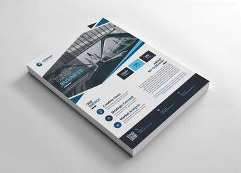 High Class Creative Flyers Design 002673 - Template Catalog