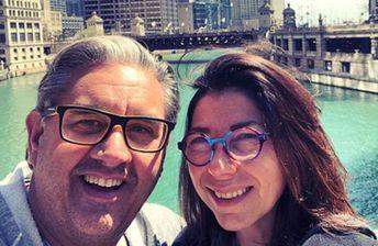 Pour célébrer ses 22 ans de couple, Marc Hervieux partage une magnifique photo de couple