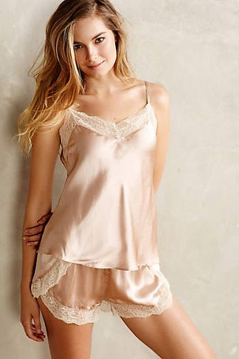 5a7be955ca9 Whispering Blooms Cami   Shorts Set from  BHLDN