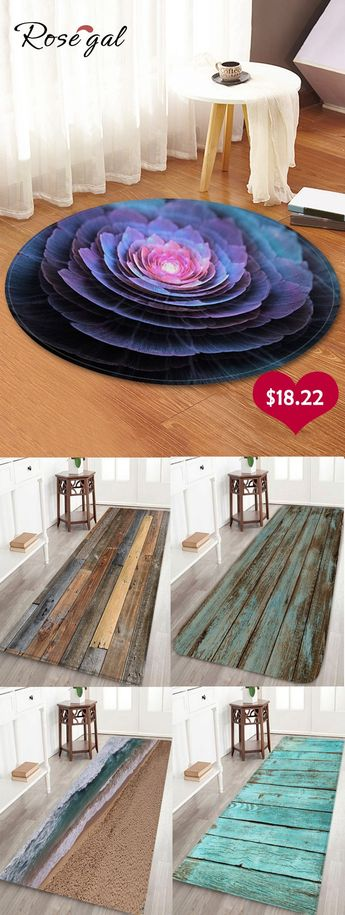 Free shipping over $45, Rosegal room decor ideas | Rosegal,rosegal home,home decor,home decoration,room decor,floor decor,carpets,rugs,mats,area rugs,bathroom,bedroom,living room,dormitory | #rosegal #bathrugs #arearugs #carpets