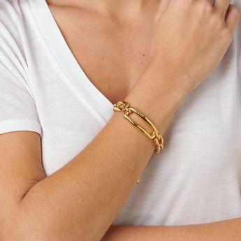 uno de 50 / gold chain by chain