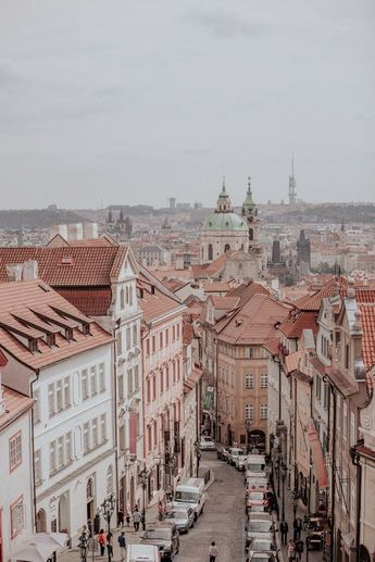 Prague, Czech Republic // Where to Stay and Eat