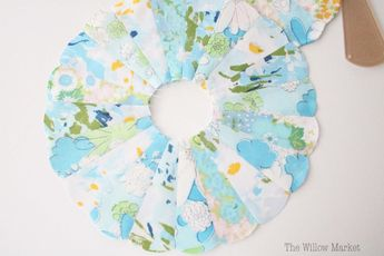 A Tutorial: How to Sew a Dresden Plate