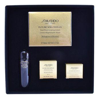 245,40€Women's Cosmetics Set Future Solution Lx Shiseido (4 pcs)