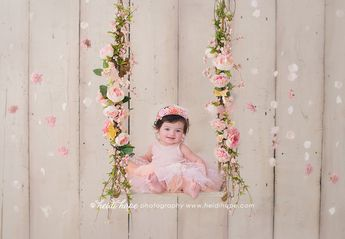 A must! 6 month baby girl swing