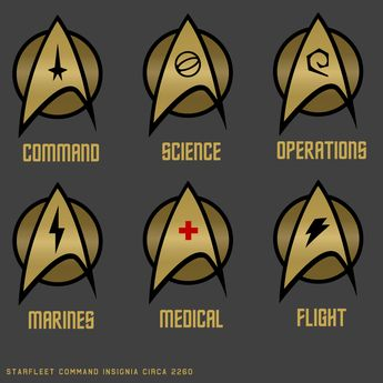 Starfleet Command Patch by hallgarth