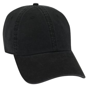 Ottocap 18-1220 garment washed lightweight combed cotton twill low profile  style caps 578b743a5a8c