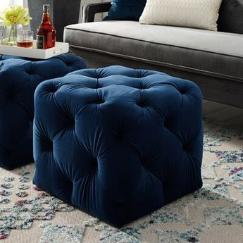 Awesome Wayfair Custom Upholstery James Cocktail Ottoman Wayfai Ibusinesslaw Wood Chair Design Ideas Ibusinesslaworg