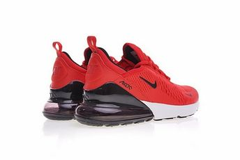 detailed look 4e062 b0163 Popular Nike Air Max 270 Red Black AH8050 600