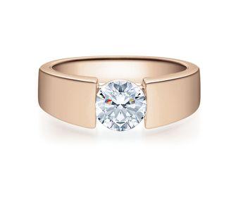 Platin Verlobungsring Mit Diamanten 0 30 Ct Jewelry Jew