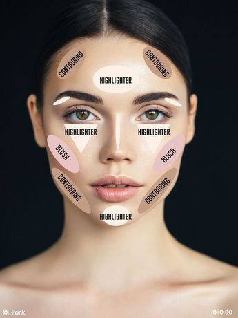 10 Infographics That Show You How to Contour Every Part of Your Body Contour tutorials on YouTube arent always helpful, especially if youre learning from a beauty guru who doesnt have the same face shape as you do. I find that when Im helping to teach other women and girls how to contour, I tell [...]