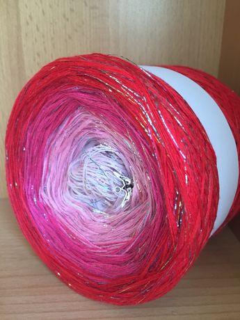 Bobbelmaniacs Farbverlaufsgarn Bobbel 200 Gramm Farbe 567