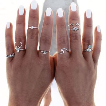 Trend to Try: Midi Rings