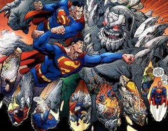The Man of Steel Superman Vs. Doomsday - How Kal-El's Final Battle Should Have Gone
