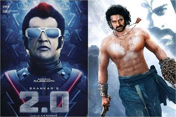 2.0 9-day box office collection: Rajinikanth's 'Robot' film set to shatter Baahubali 2 record in Chennai
