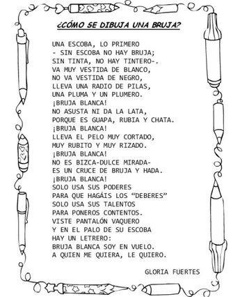 Poema Gloria Fuertes Cc3b3mo Se Dibuja Un Payaso