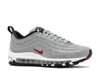 outlet store 1943a 24be2 ... official w air max 97 lx swarovski metallic silver varsity red 927508  002 b50a5 34a8b