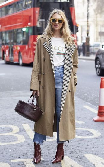 trench #TodaysFashionTrends