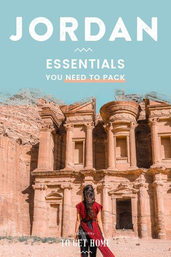 Jordan Packing List For Women|What to Wear in Jordan