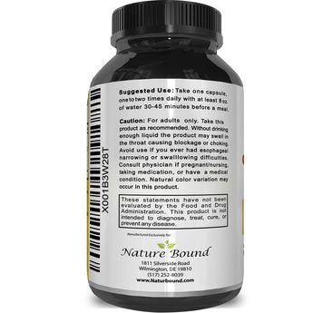 Weight Loss Supplements for Men and Women – Glucomannan Konjac Fiber Powder Appetite Suppressant and Natural Constipation Relief – Balance Blood Sugar   Cholesterol – Supplement Capsules ** Click image to review more details. (This is an affiliate link)