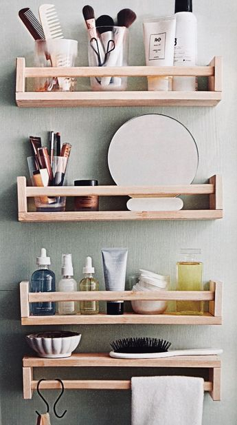 Mess is a common problem in the washroom, with even the most innovative design prone to gathering the debris of personal effects. While the majority of us can not do without our precious toiletries, we can definitely make use of the several smartly wise methods to shop as well as show them. Bathroom shelves might not appear like a significant means to improve your bathroom floating shelves, yet these 32 DIY shelving suggestions confirm that also the most not likely rooms can gain from ..