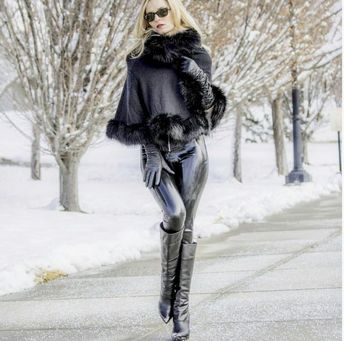 Great snow / winter latex wear and photo - aLife