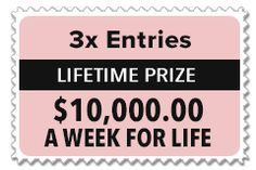 Image result for PCH Win 10 Million Dollars Sweepstakes