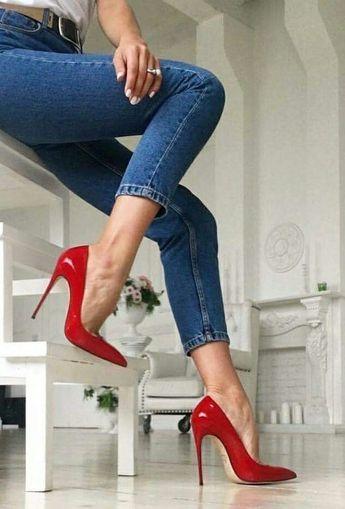 42 Adorable High Heel Shoes Ideas For Beautiful Women