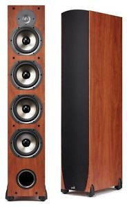 Polk Audio Monitor 75T CHERRY Floorstanding Tower Speakers NEW PAIR: $419.99  $4229.91  (101 Available) End Date: Aug 01,2016 07:59 AM…