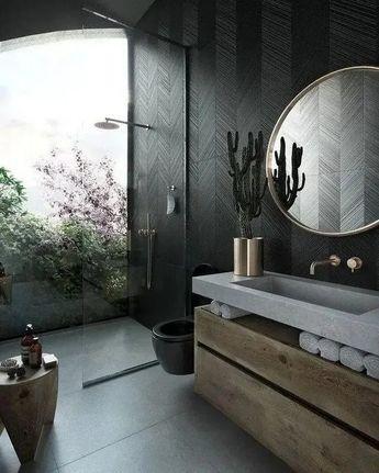 158+ great minimalist modern bathroom ideas 26 ~ my.easy-cookings.me