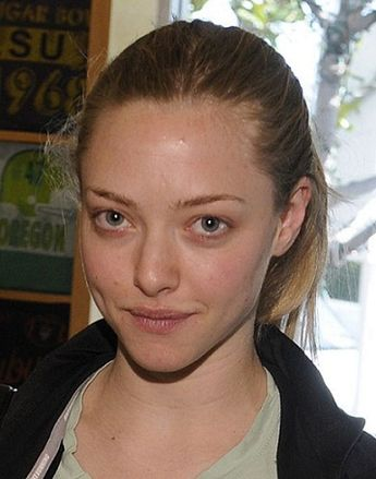 10 Pictures of Amanda Seyfried without Makeup