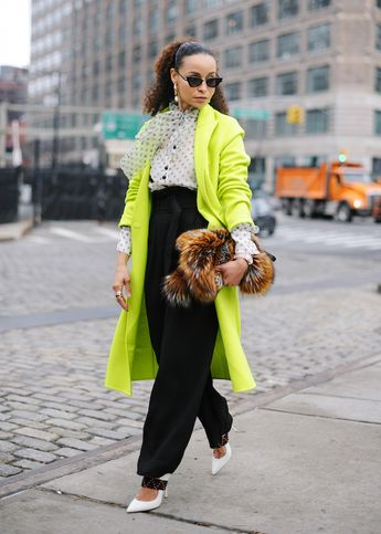 Two Ways To Wear the Neon Trend