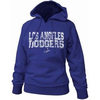 Victorias Secret Los Angeles Dodgers Baseball Hoodie 39
