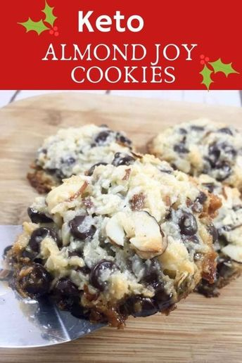 25 Low Carb Keto Christmas Cookies
