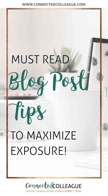 Blog Post Tips: What to do before you hit publish | Lady Boss Studio