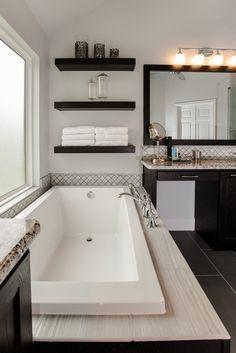 13 Big Ideas for Tiny Bathrooms