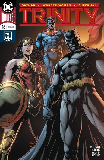 Trinity #16 var ed