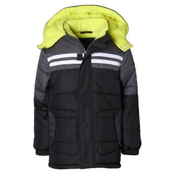 3590284b4e23 Rm 1958 Toddler Boys Norris Colorblocked Hooded Jacket with Hat