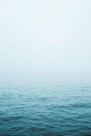 Sea blue-green