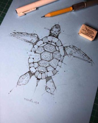 40 Free & Easy Animal Sketch desenho informações e idéias