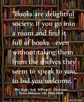 Its true. And why I love old, used bookstores. There's one in DC that's amazing. There are books ALL OVER the row house the store is in. In every room. On every surface. Its amazing.