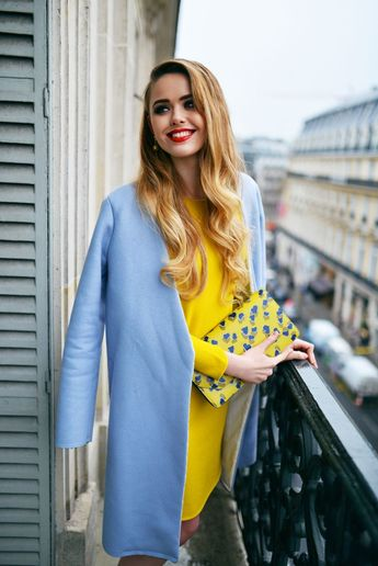 How to Add a Pop of Yellow to Your Outfit