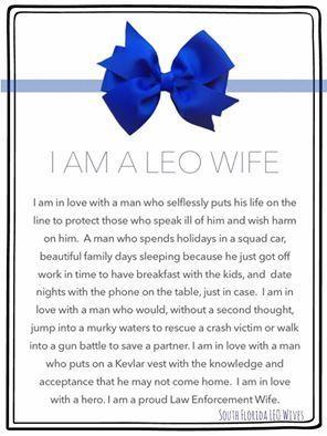 I am not one yet but I will be! The love of my life bleeds blue!